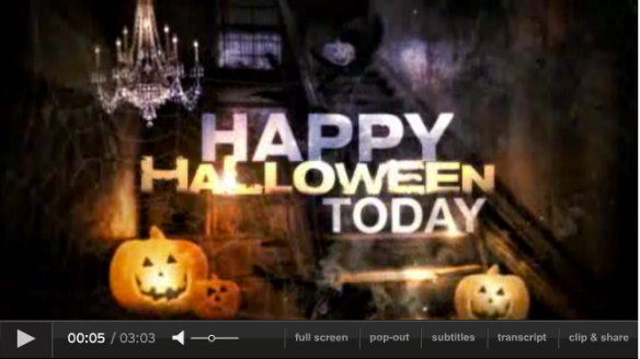 Brown Palace Spook Video