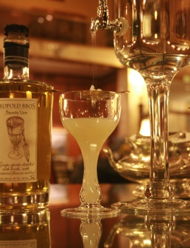 Absinthe Verte at The Brown Palace Hotel & Spa