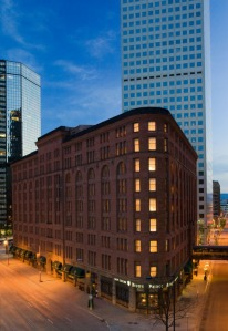 Brown Palace Hotel and Spa